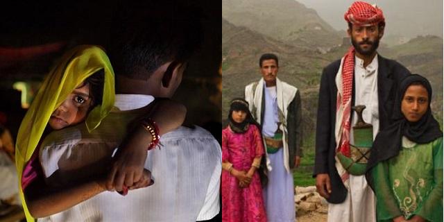 Il dramma di Nojoud, moglie a 9 anni, e lo stupro organizzato delle spose bambine
