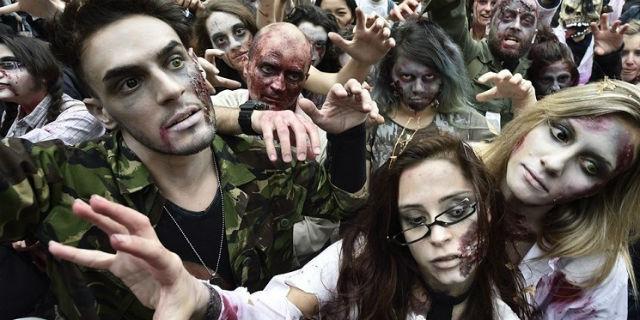 The Zombie Walk, paura a Milano: sabato la città sarà invasa... dagli zombie!
