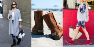 Stivali UGG alla moda