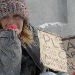 Come affrontano le mestruazioni le donne senzatetto
