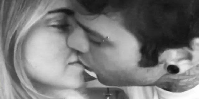 Fedez-Ferragni, l'amore social e il video del bacio da un milione di click