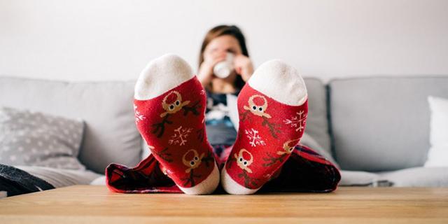 Capodanno relax a casa