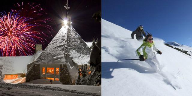 Capodanno low cost sulla neve