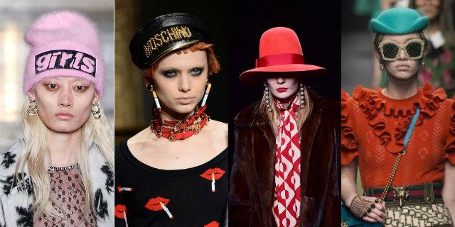 Cappelli da donna  l accessorio del momento - Roba da Donne fd9d96dda6ec