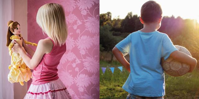 6 storie di bambini transgender tra i 18 mesi e gli 8 anni. Il parere degli esperti