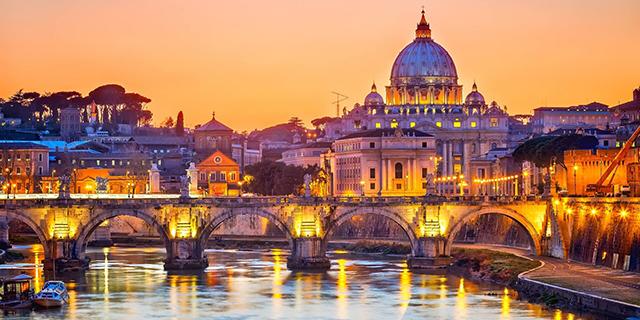 Roma a Capodanno