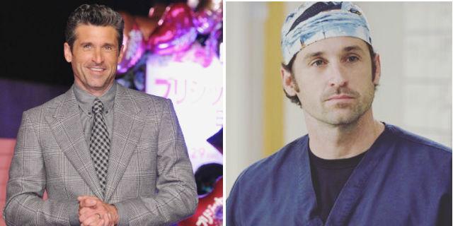 Perché la morte del Dottor Shepherd ha salvato la vita di Patrick Dempsey