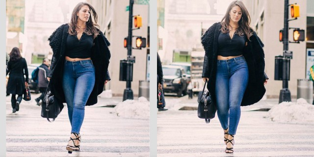 7 consigli per indossare benissimo i jeans skinny se sei curvy