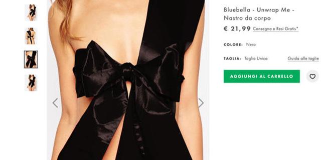 Questo capo di lingerie è il miglior regalo di San Valentino (se non vi fa arrabbiare)