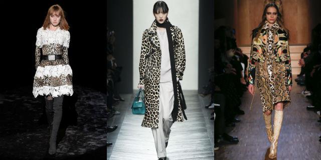 Animalier la tendenza urban jungle del momento roba da for Zalando pellicce