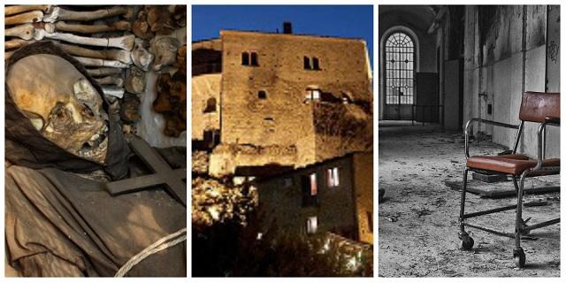 10 luoghi misteriosi da non perdere in Italia