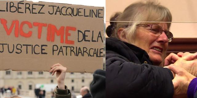 Grazia per Jacqueline, la donna che uccise il marito che la picchiava e violentava le figlie