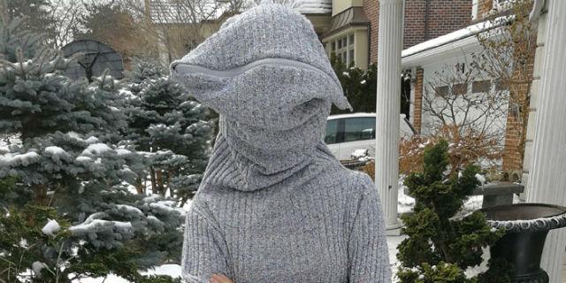 """Arriva il maglione per i giorni da """"lasciatemi in pace!"""""""