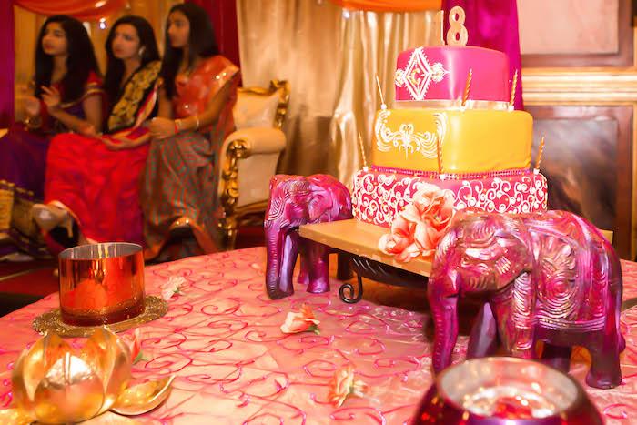 Festa a tema Bollywood