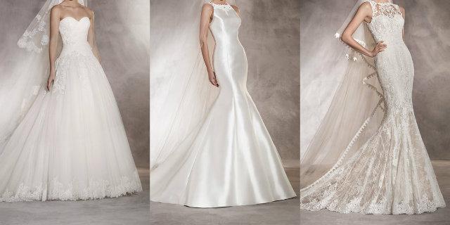 assolutamente alla moda stili freschi online Pronovias, collezione 2017: abiti da sposa da sogno - Roba ...