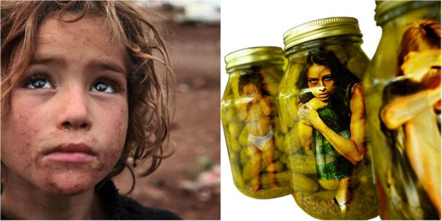 Traffico d'organi: il dramma dei bambini e dei profughi scomparsi nel nulla