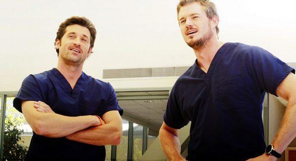 Sai perché i camici dei medici sono verdi o blu?
