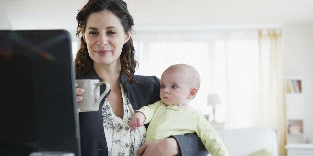 Lavoro: perché le donne con figli sono meglio