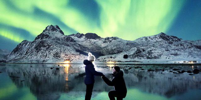 Questa è la proposta di matrimonio più bella del mondo