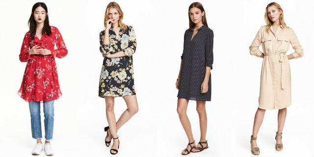 H&M primavera/estate 2017