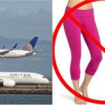 """""""Hai i leggings? Su questo volo non puoi salire"""" e la compagnia aerea le lascia a piedi"""