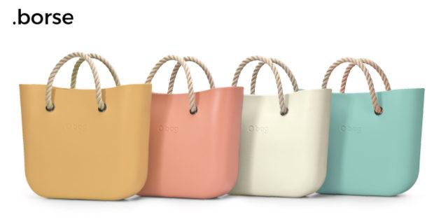 orologio 71c05 b8ad5 Borse O Bag 2017: collezione primavera/estate - Roba da Donne