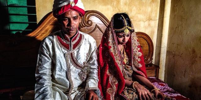 Spose bambine: approvata la legge che legalizza le orribili nozze