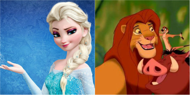 Svelate le date di uscita di Frozen 2 e Il Re Leone live action
