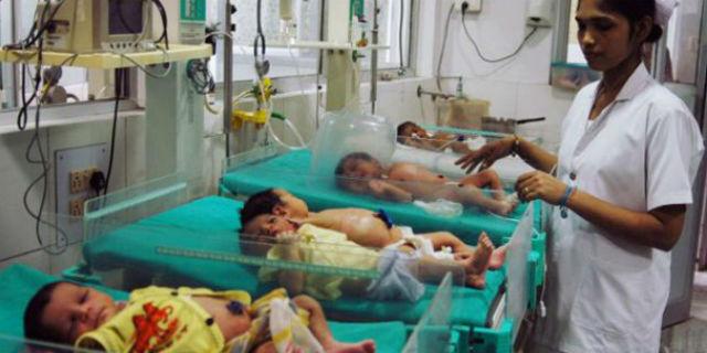 La pratica delle neonate sepolte vive, soffocate o annegate