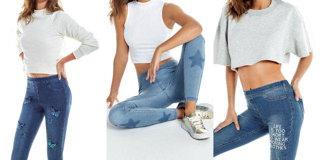 Jeggings: cosa sono, come indossarli e i modelli di tendenza
