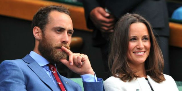 L'altro Middleton: il fratello di Kate e Pippa fa il lavoro... più dolce del mondo!
