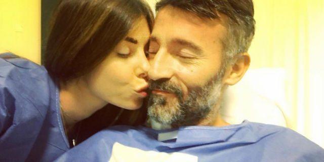 Il messaggio di buon compleanno di Bianca Atzei al suo Max Biaggi che lotta in ospedale