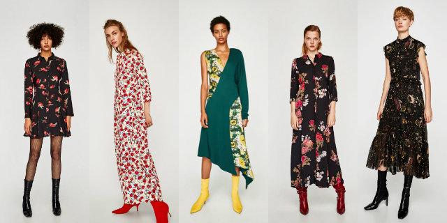 Zara collezione autunno/inverno 2017/18
