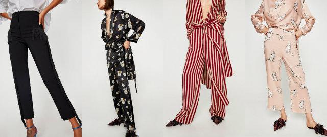 collezione Zara autunno/inverno 17/18