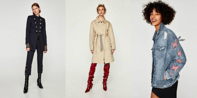 Zara autunno/inverno