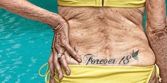Quei commenti a questa foto: quando la vecchiaia fa più schifo dell'ignoranza
