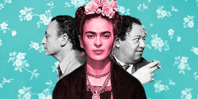 Le parole erotiche di Frida Kahlo al marito e all'altro, il grande amore segreto