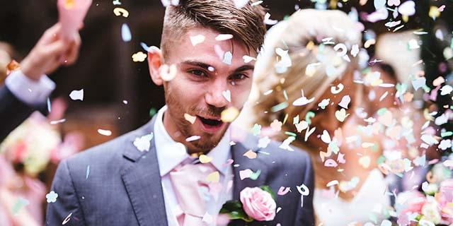 Frasi auguri matrimonio: 3 idee per essere originali