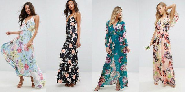 Vestiti lunghi estivi 2017  tendenze e modelli - Roba da Donne 9782375604b