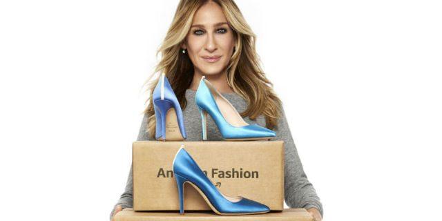 Carrie Bradshaw mood: su Amazon arriva la nuova linea di scarpe di Sarah Jessica Parker