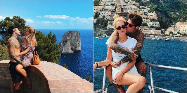 """Chiara Ferragni: """"Io e Fedez, diversi, ma siamo la cosa più bella che ci sia"""""""