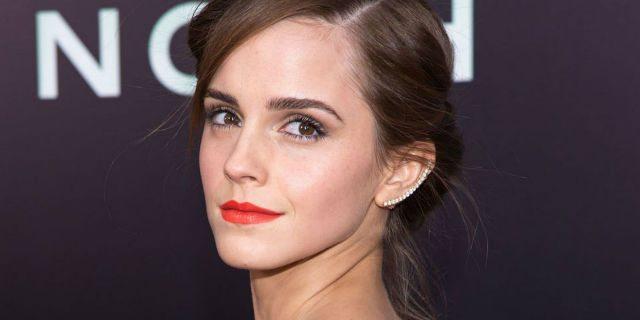 Emma Watson dona 1 milione di sterline alle vittime di molestie