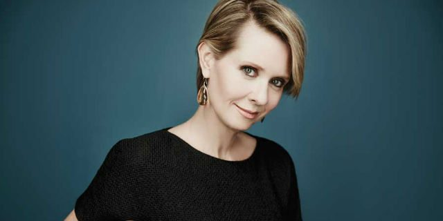 "Cynthia Nixon come ""Miranda"": da Sex & The City alla politica"