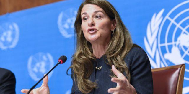 """Melinda Gates: """"Perché dobbiamo sostenere e pretendere il controllo delle nascite"""""""