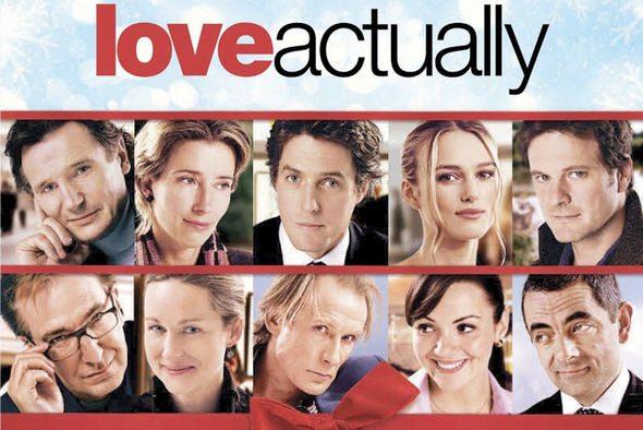 Love Actually commedie romantiche