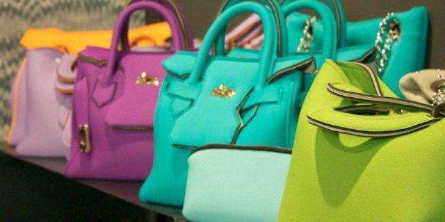 Borse in neoprene, la nuova frontiera della moda?