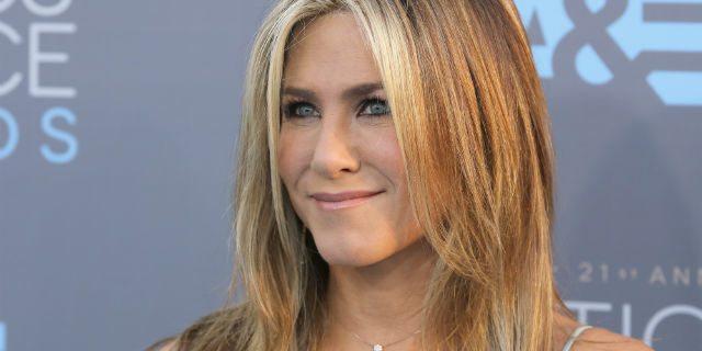 Jennifer Aniston presidente gay degli Stati Uniti... Ma solo per Netflix