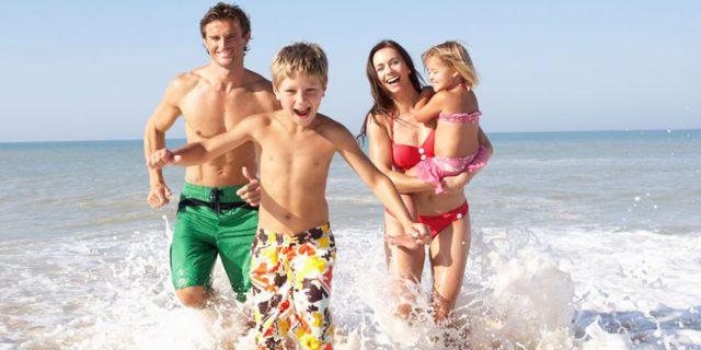 vacanze con i bambini mare