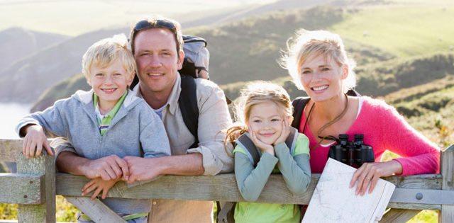 vacanze con i bambini montagna