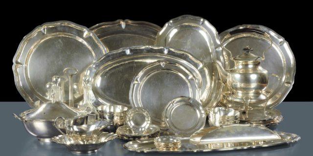 come pulire l'argento in casa